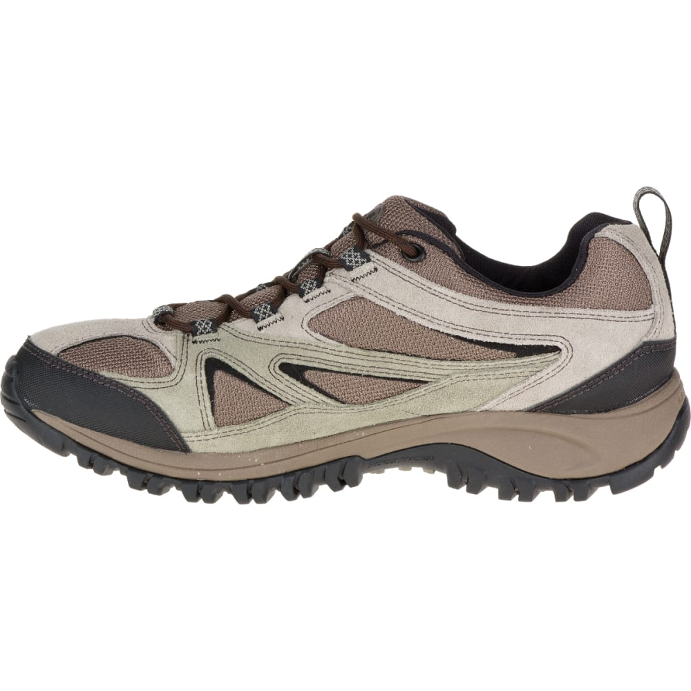 MERRELL Men's Phoenix Bluff Waterproof Hiking Shoe, Putty - PUTTY