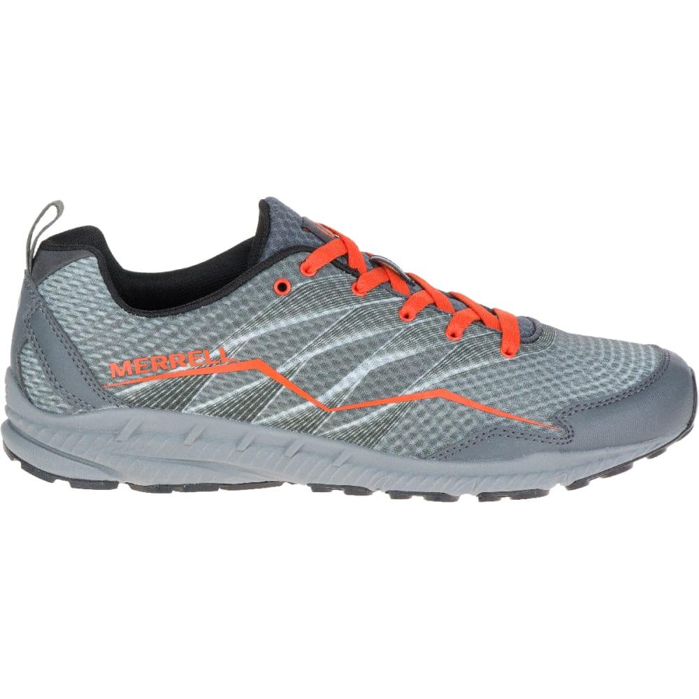 MERRELL Men's Trail Crusher Trail Running Shoes, Grey - GREY