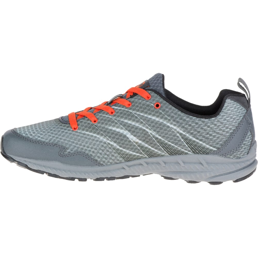 MERRELL Men's Trail Crusher Trail Running Shoes, Grey - GREY