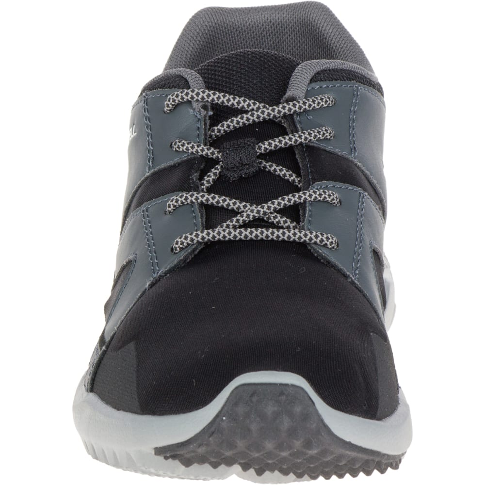 MERRELL Women's 1SIX8 Lace Shoe, Black - MIDNIGHT