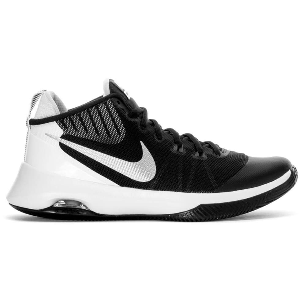 NIKE Men's Air Versitile Basketball Shoes - BLACK