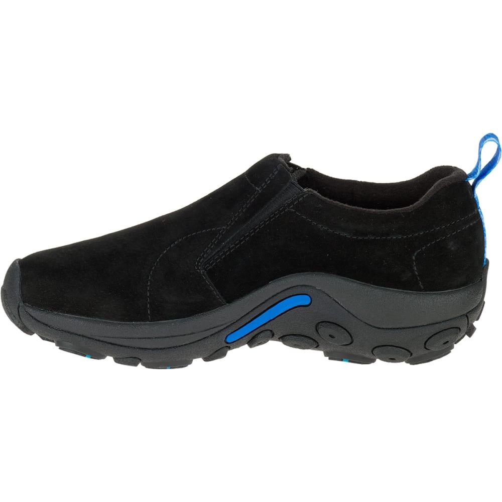 MERRELL Women's Jungle Moc Arctic Grip Shoes, Black - BLACK
