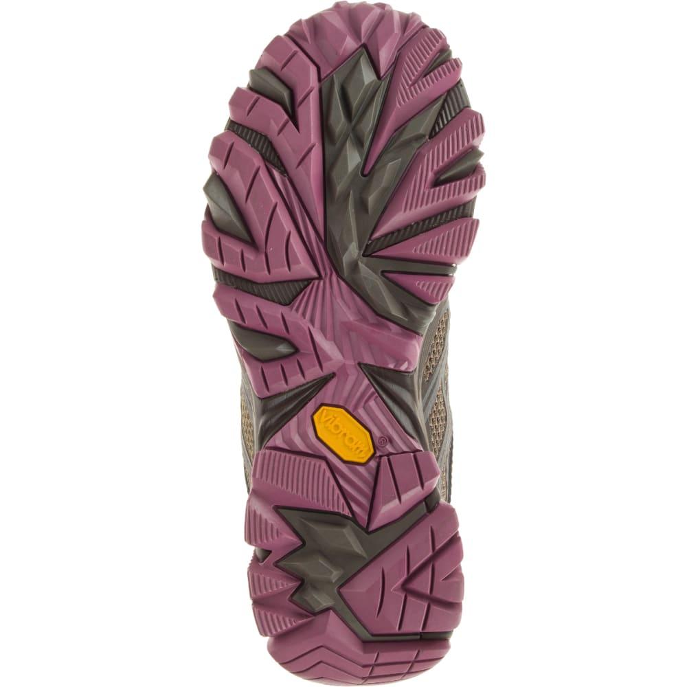 MERRELL Women's Moab FST Shoe, Boulder - BOULDER