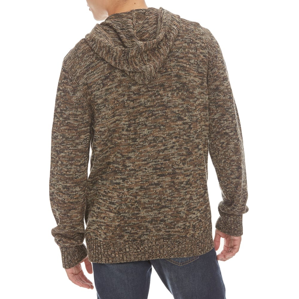RETROFIT Men's Toggle Hooded Sweater - OLIVE