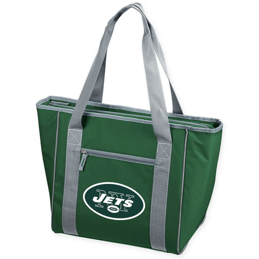NEW YORK JETS 30-Can Cooler Tote ONE SIZE