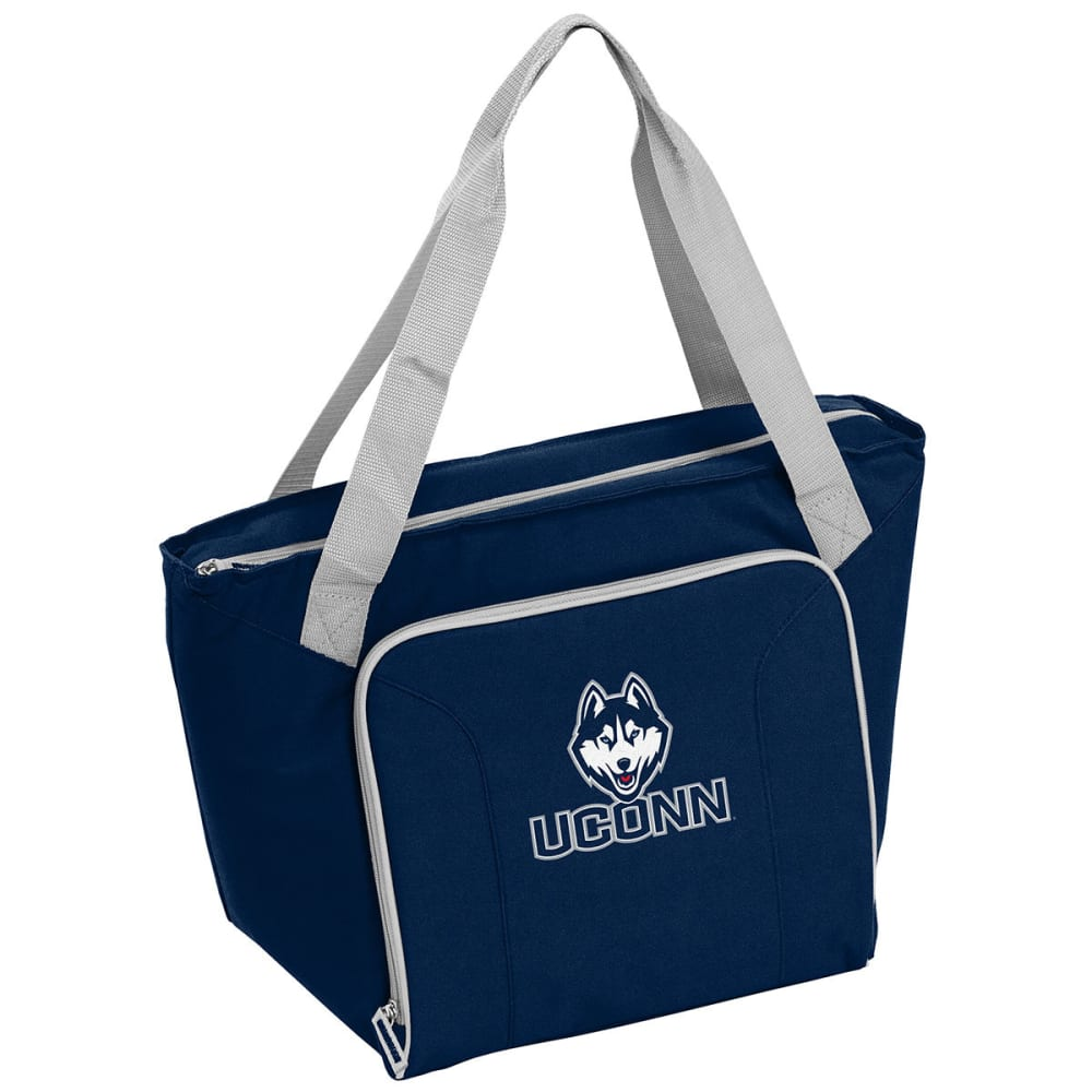 UCONN 30 Can Cooler Tote - ASSORTED