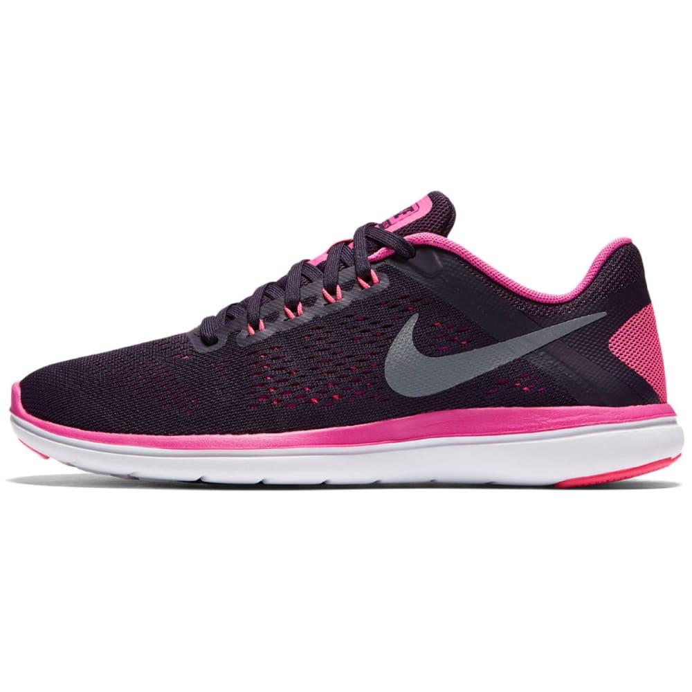 NIKE Women's Flex 2016 RN Running Shoes 6
