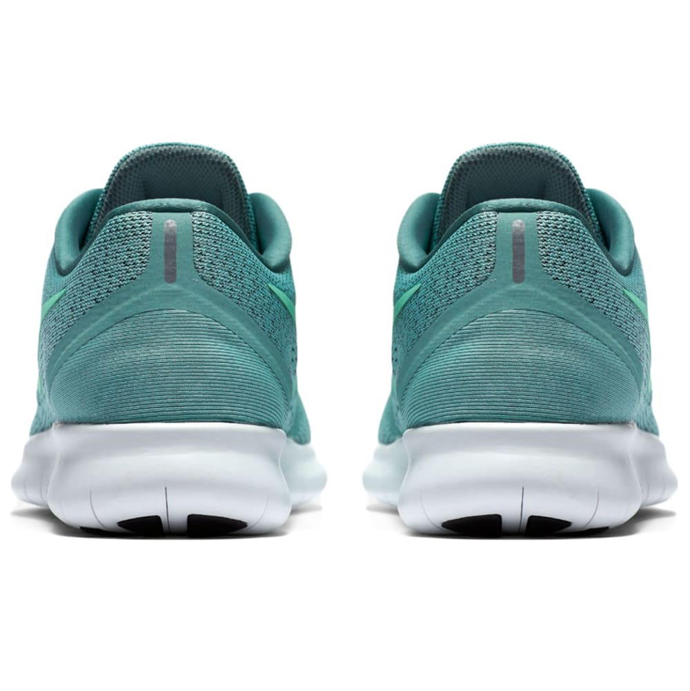 NIKE Women's Free RN Running Shoes - CANNON/OFFWHT/GRN GL