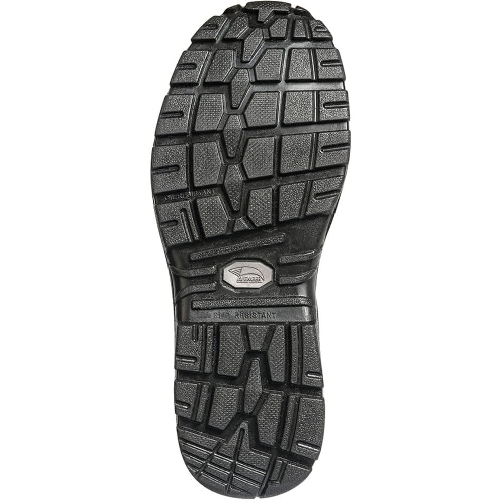 AVENGER Men's 7241 Steel Toe Boot, Brown, Wide - BROWN