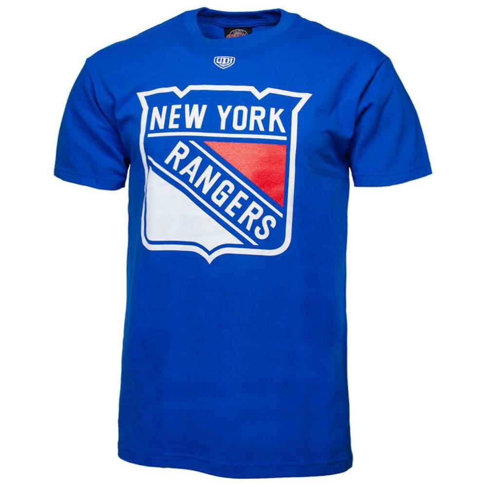 NEW YORK RANGERS Men's Onside Tee - ROYAL BLUE