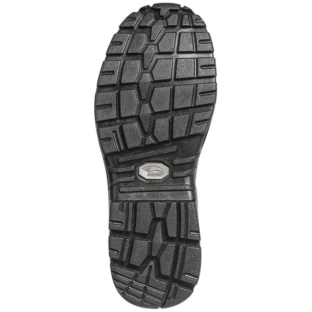 AVENGER Men's 7625 6 in. Waterproof Work Boot - BROWN