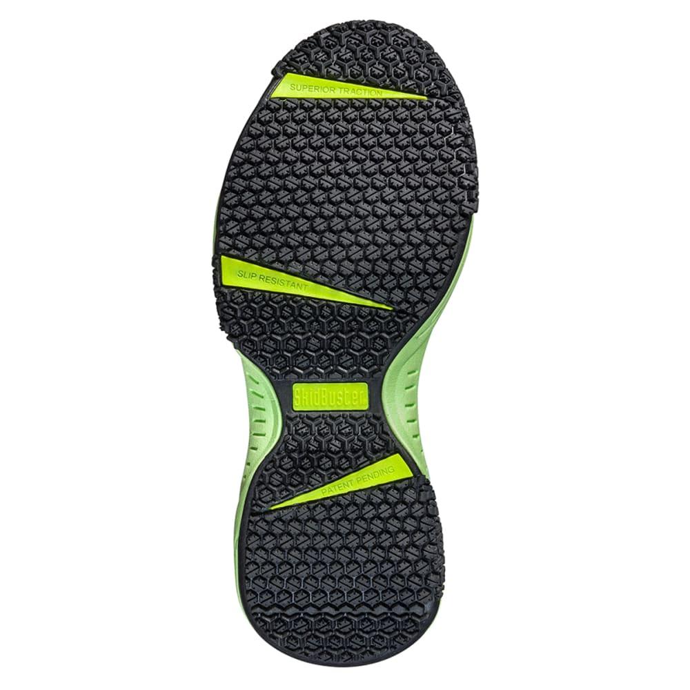 NAUTILUS Women's 2154 Composite Toe Athletic Work Shoes - BLUE