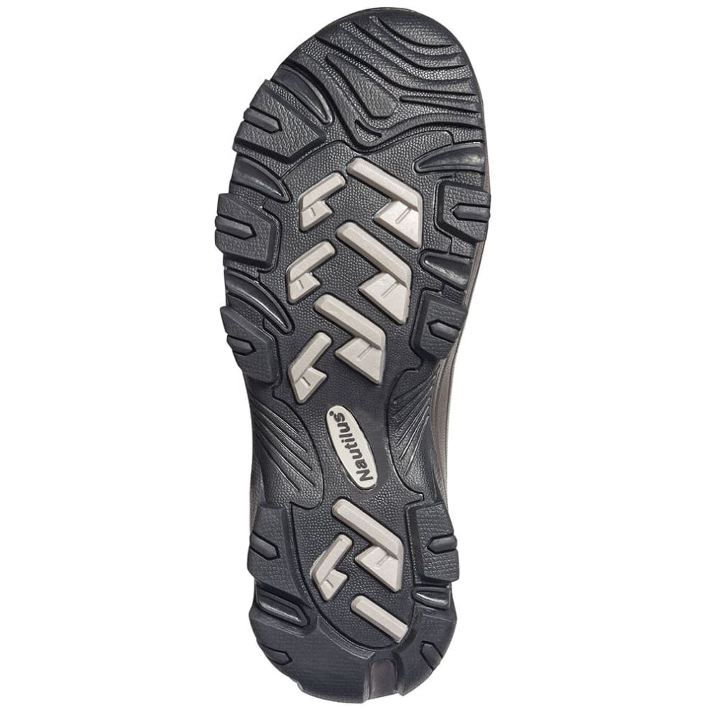 NAUTILUS Men's 2203 Steel Toe Waterproof Work Boot - BROWN