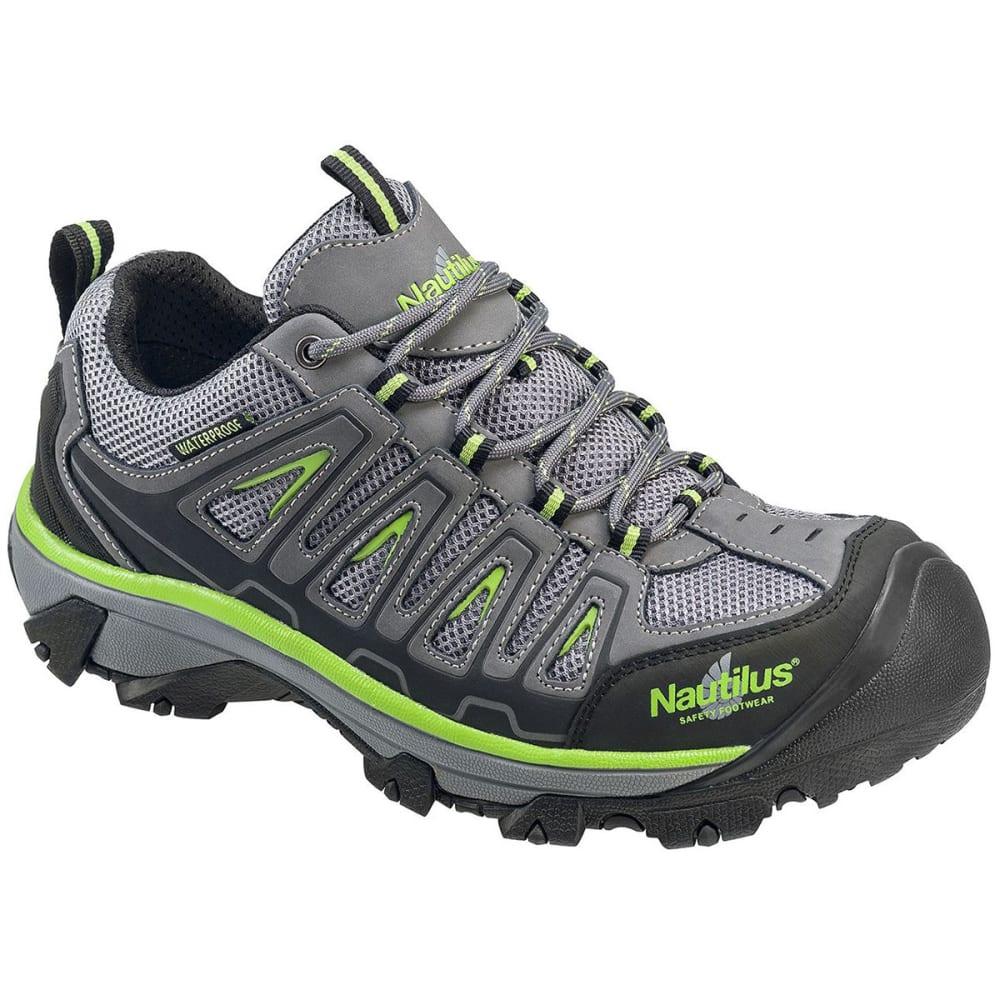 NAUTILUS Men's 2208 Steel Toe Waterproof Hiker - GREY