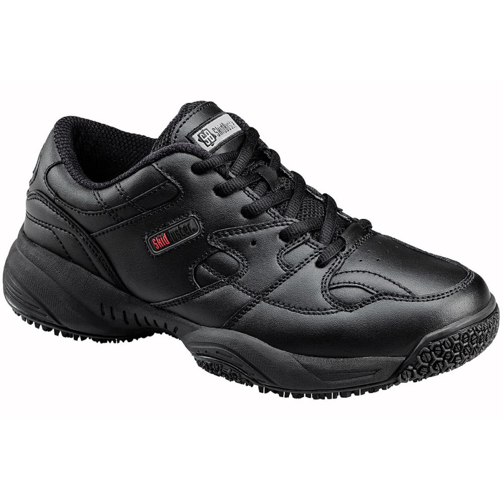 SKIDBUSTER Men's 5050 Slip-Resistant Work Shoes, Wide - BLACK