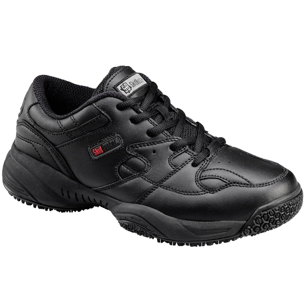 SKIDBUSTER Women's 5050 Slip-Resistant Work Shoes, Wide - BLACK