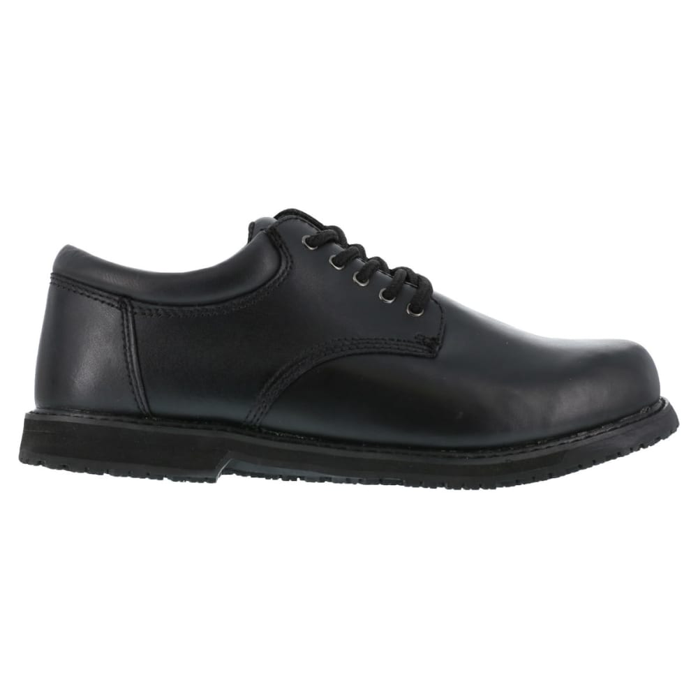 GRABBERS Men's Friction Work Shoes - BLACK