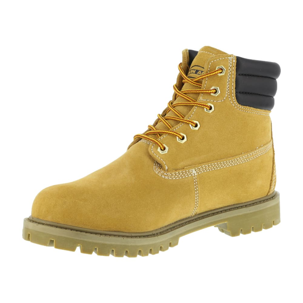 IRON AGE Men's Steadfast WP Insulated Work Boots - WHEAT