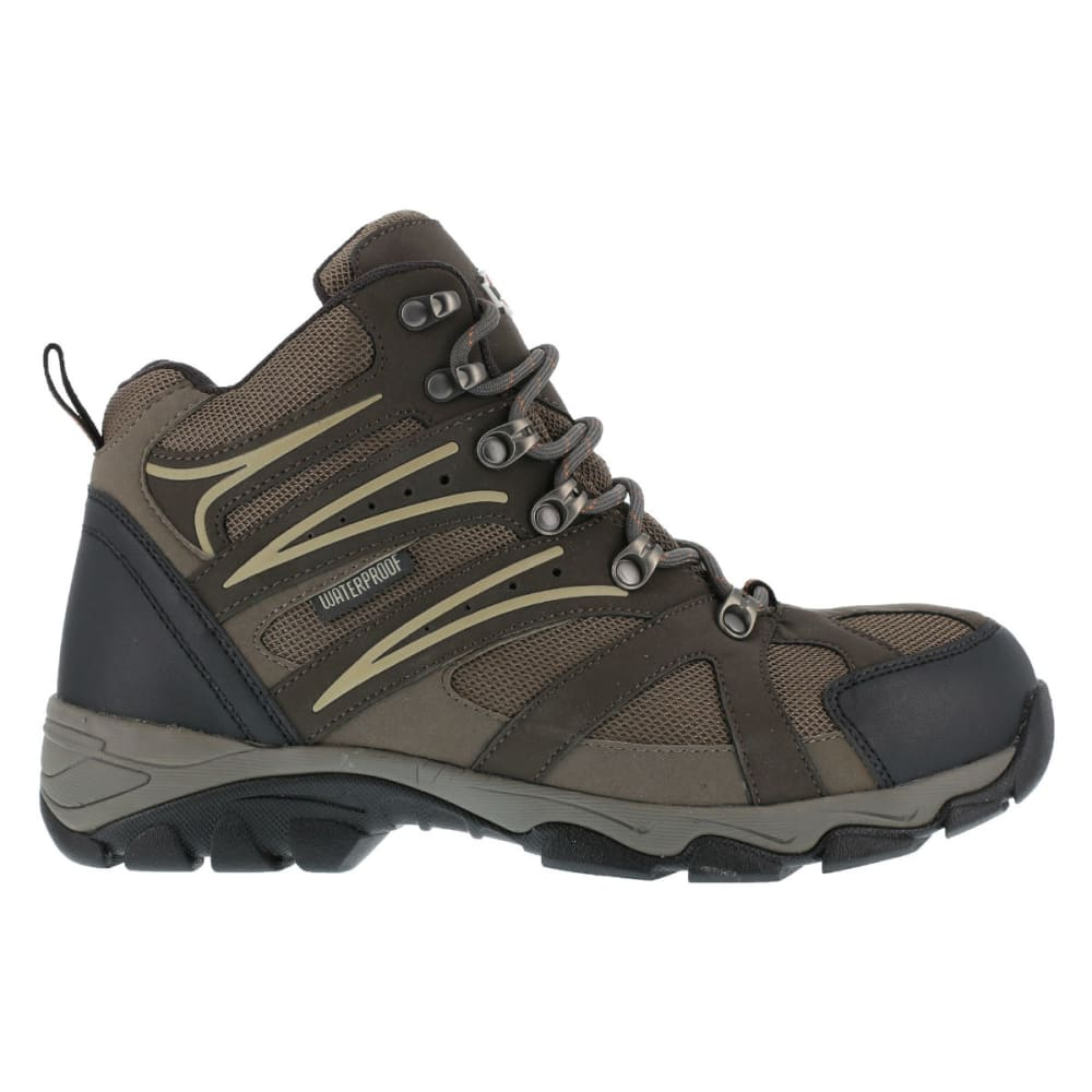 IRON AGE Men's Surveyor Hiking Boots - BROWN/TAN