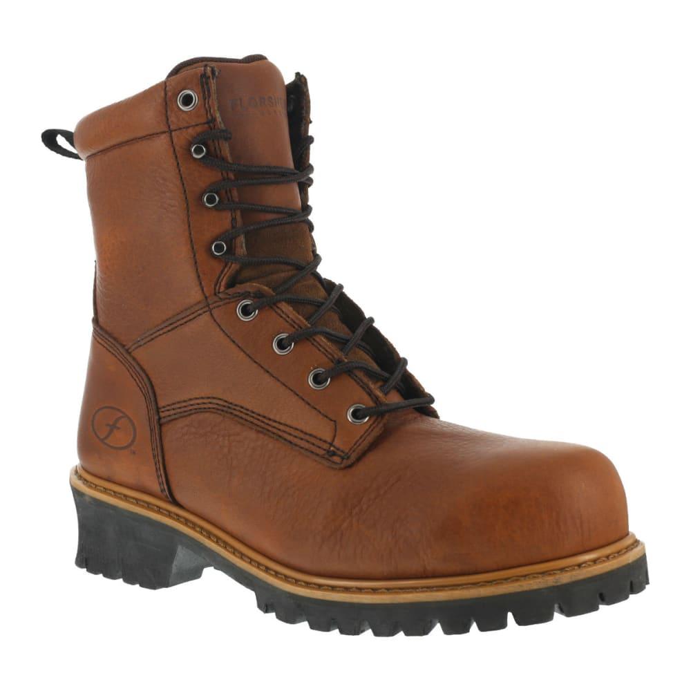 FLORSHEIM Men's Lumber Jack Work Boots 6.5