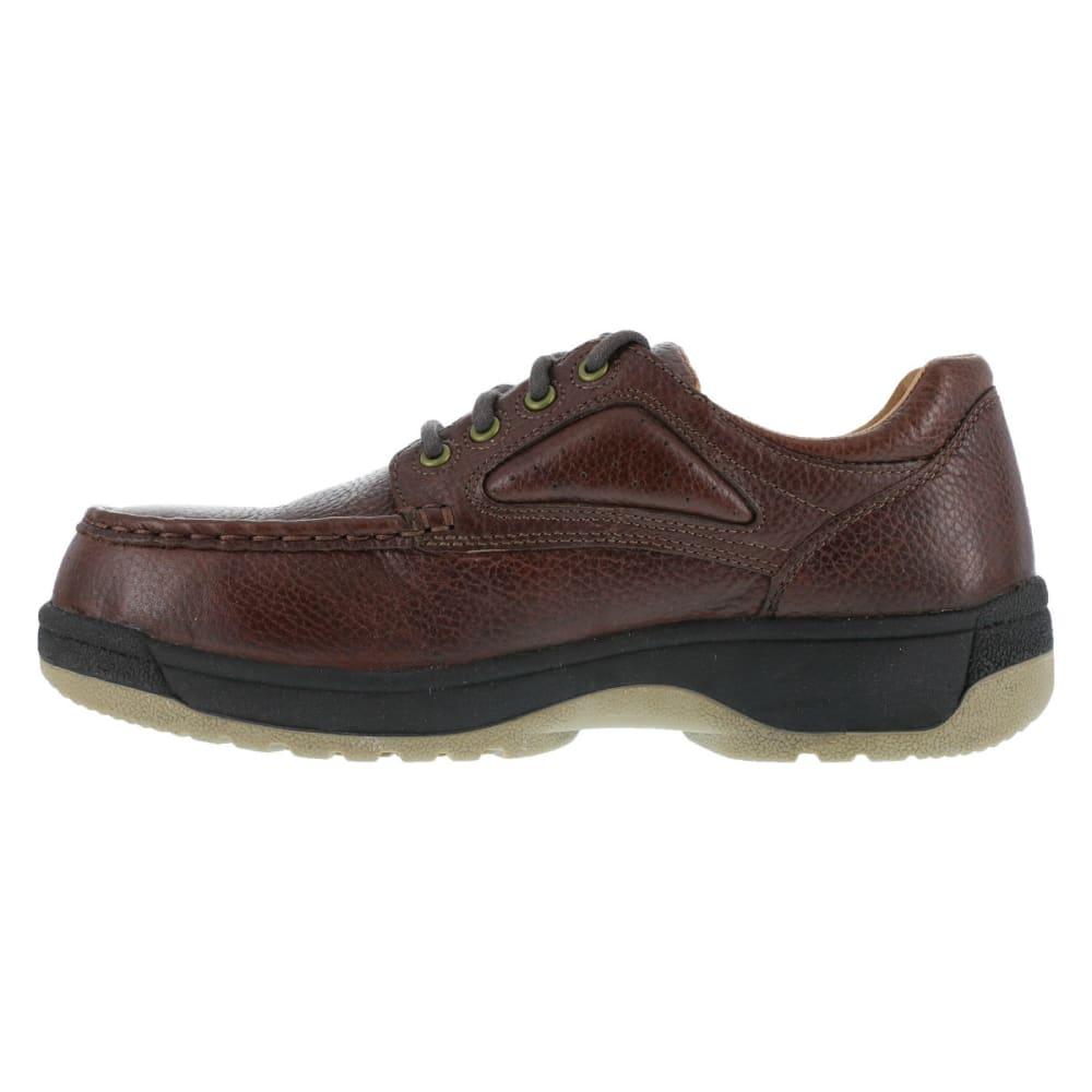 FLORSHEIM Men's Compadre Work Shoes, Wide - BROWN
