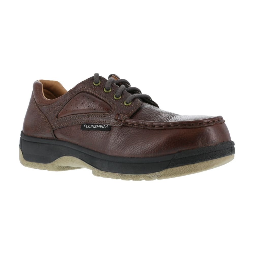 FLORSHEIM Men's Compadre Work Shoes, Wide 6