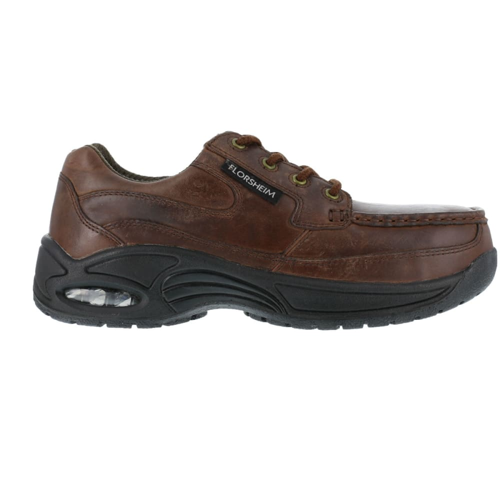 FLORSHEIM Men's Polaris Work Shoes - COPPER