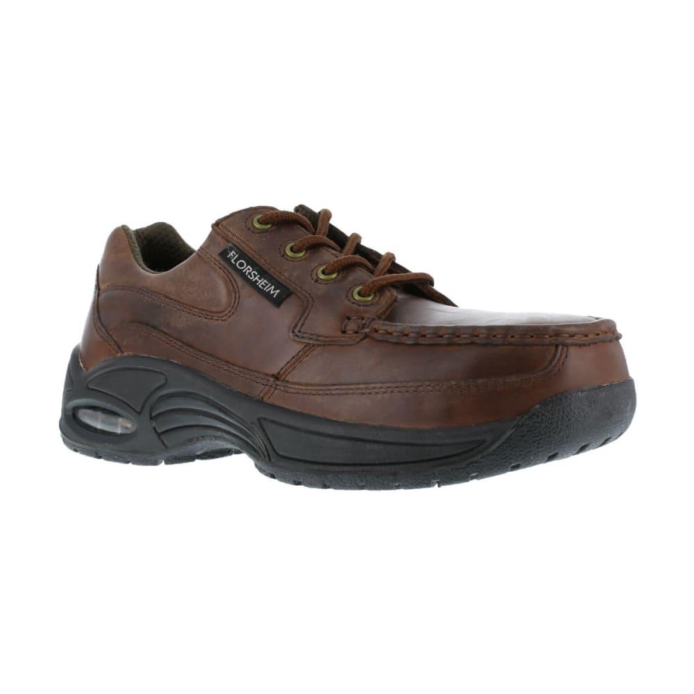 Florsheim Men's Polaris Work Shoes - Brown, 6