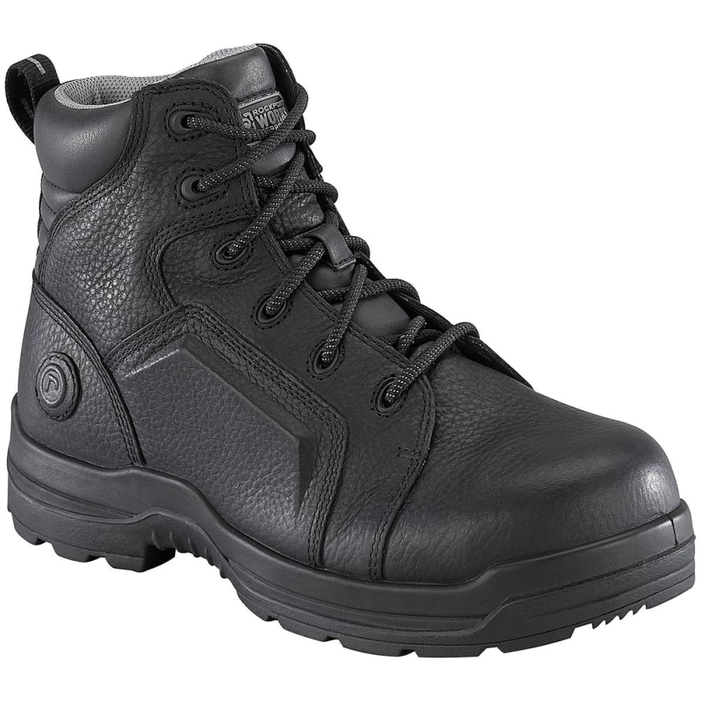 ROCKPORT WORKS Men's More Energy Work Boots 11.5