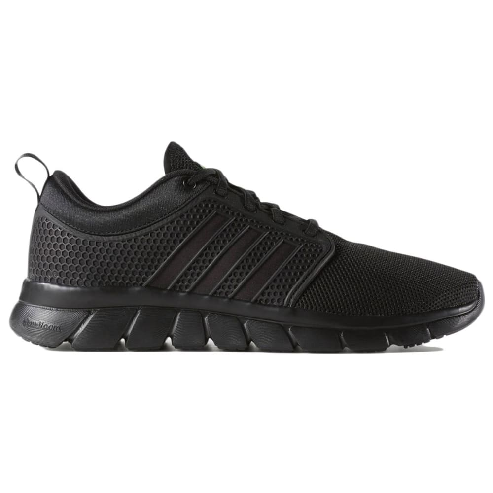 ADIDAS Men's Cloudfoam Groove Shoes - BLACK