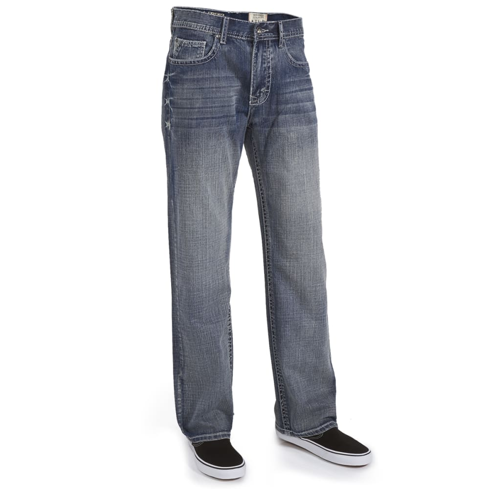 AXEL Guys' Relaxed Straight Jeans - COS COB 69