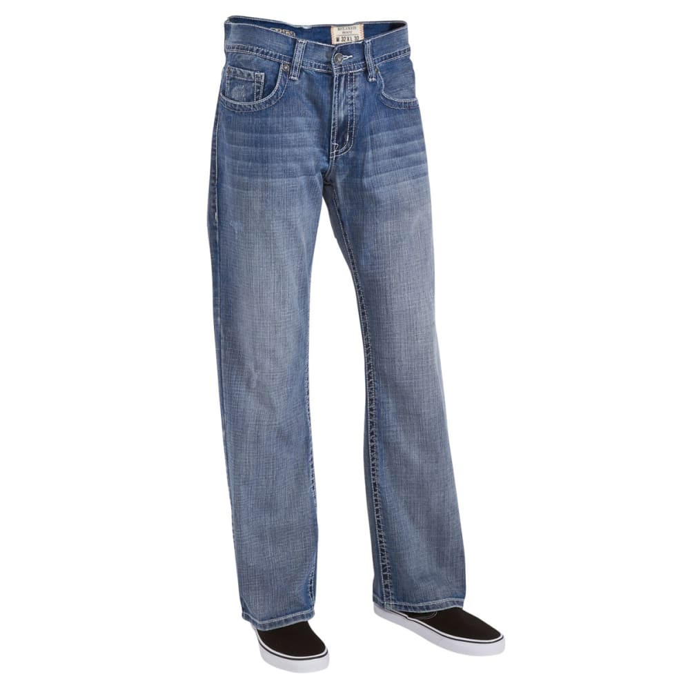 AXEL Guys' Relaxed Boot Cut Jeans - WESTON -12