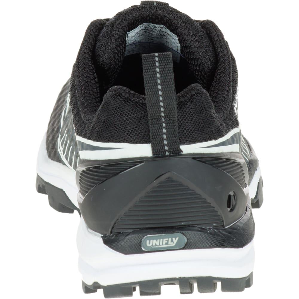 MERRELL Women's All Out Crush Shield Shoe, Black/Granite - BLACK/GRANITE