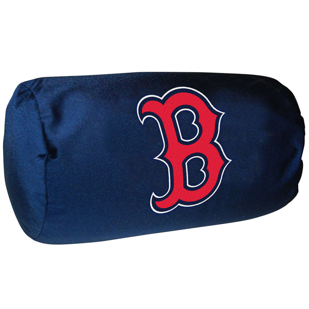 BOSTON RED SOX Bolster Pillow - NAVY