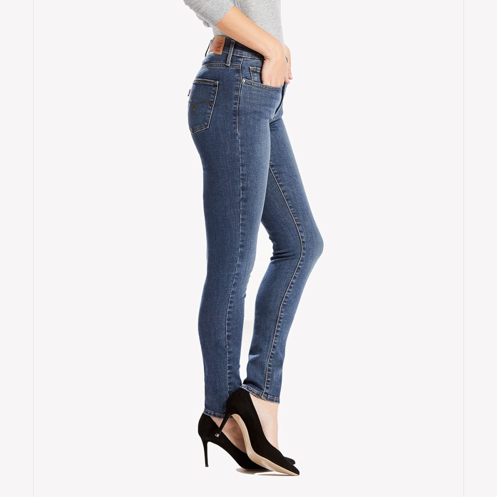 LEVI'S Women's Slimming Skinny Jeans - 0003-FOREST LODGE