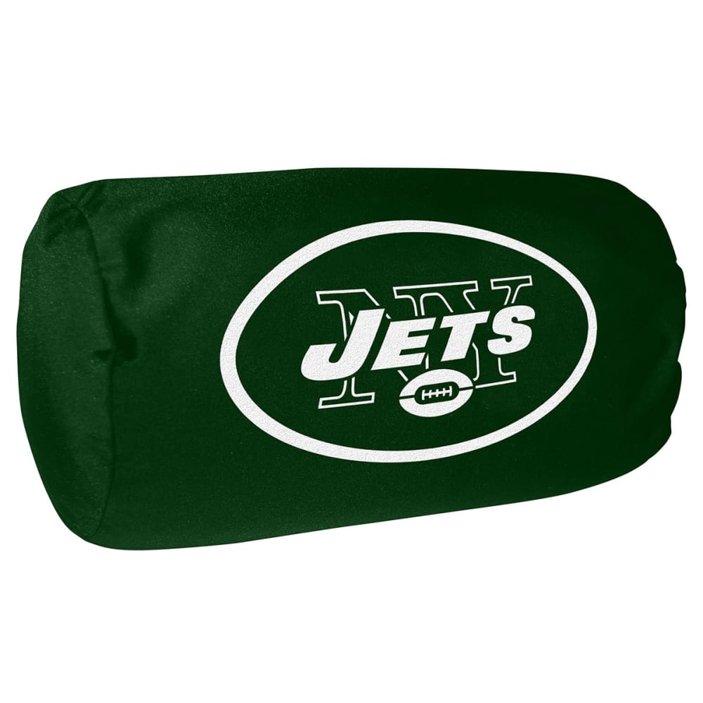 NEW YORK JETS Bolster Pillow - ASSORTED