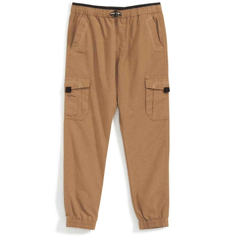 OCEAN CURRENT Boys' Climb Jogger Pants - DULL GOLD