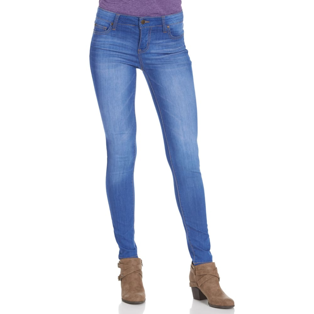 CELEBRITY PINK Juniors' Super-Soft Jeans - BLUE
