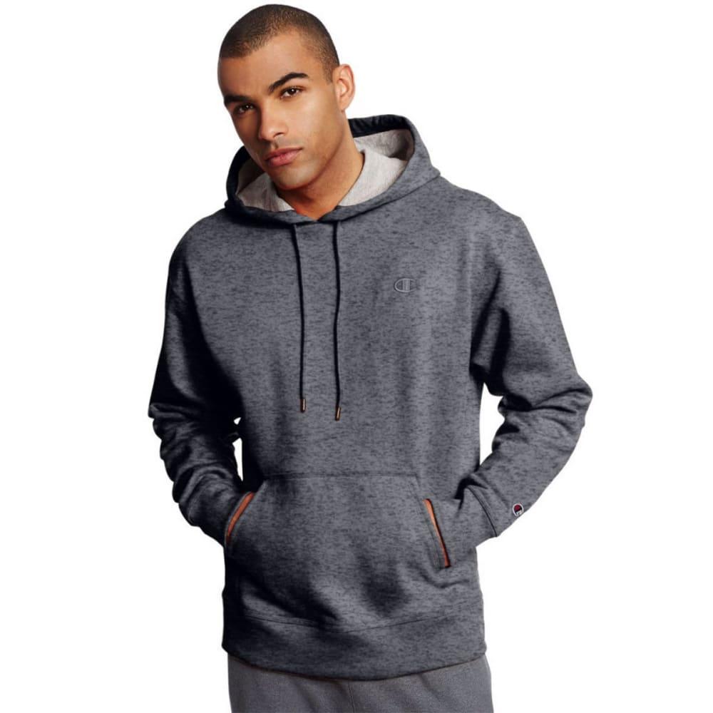 CHAMPION Men's Powerblend Fleece Pullover Hoodie S