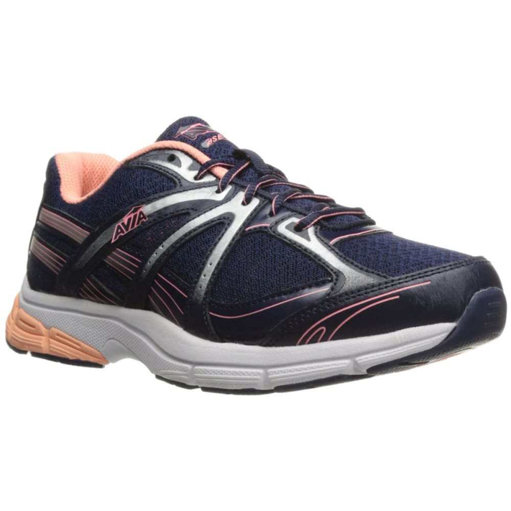 Avia Women's Avi-Rise Grotto Running Shoes - Blue, 6.5