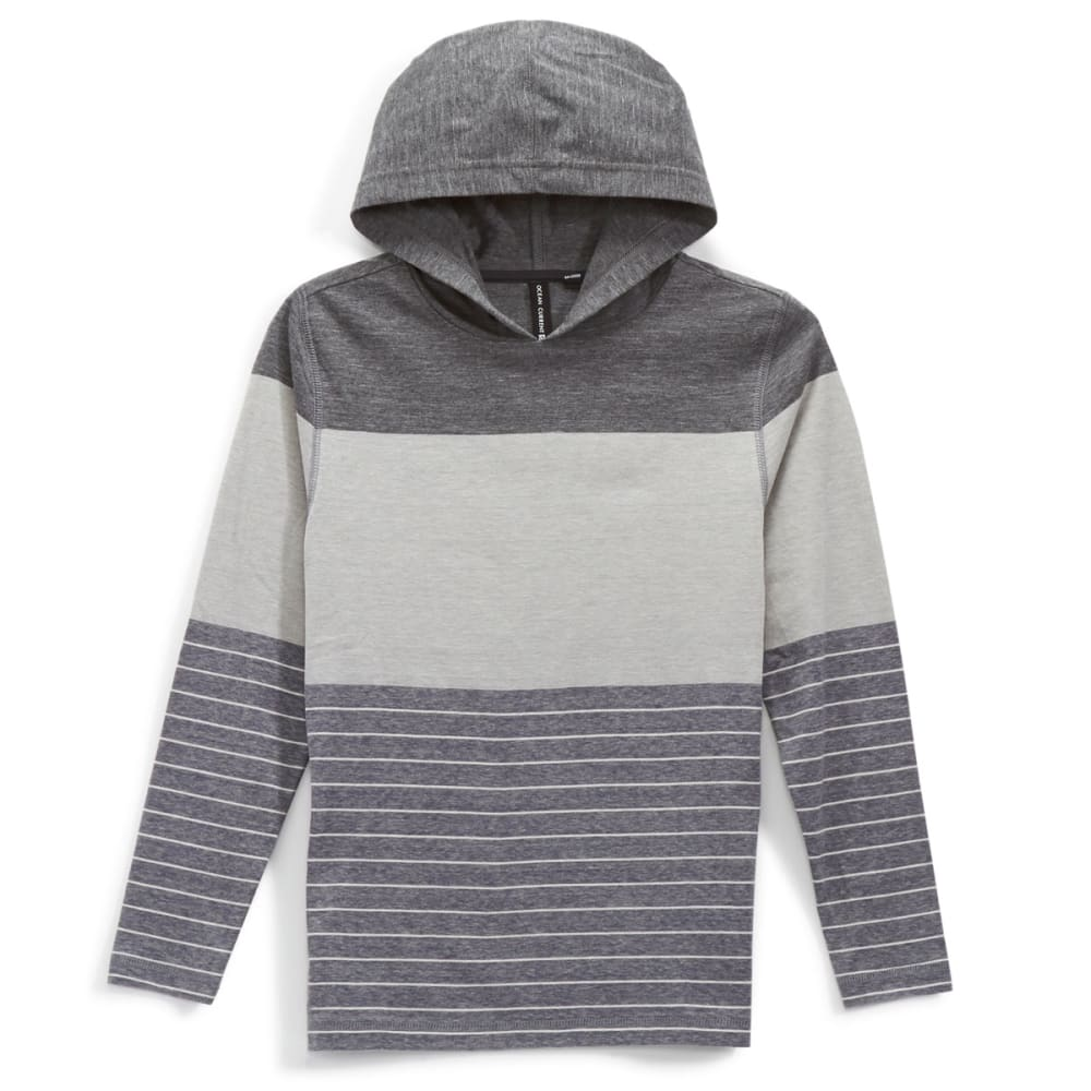 OCEAN CURRENT Boys' Tyrese Pullover - BLACK