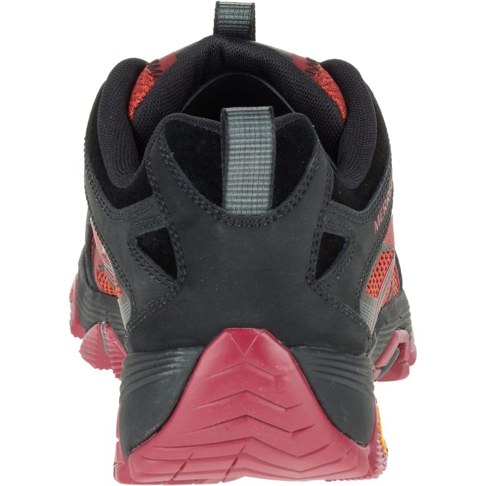 MERRELL Men's FST Wide Sneaker, Burgundy/Black - BURGUNDY/BLACK