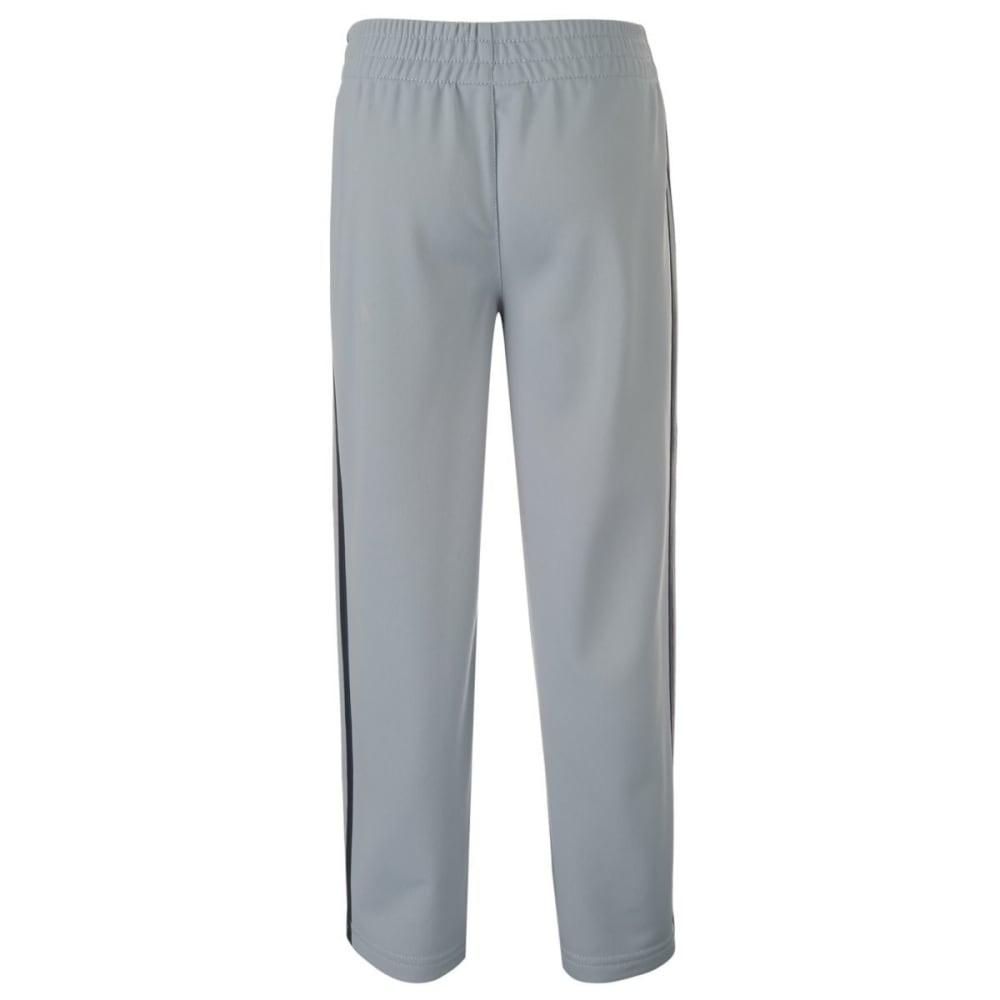 ADIDAS Boys' Tricot Pants - ONYX/MERC GREY H157