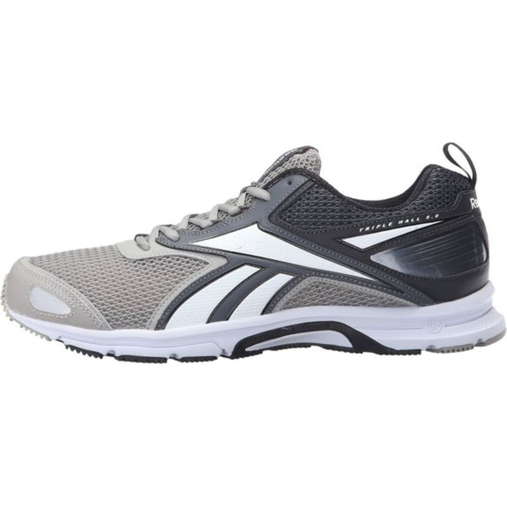 REEBOK Men's Triplehall 5.0 Training Shoes - GREY