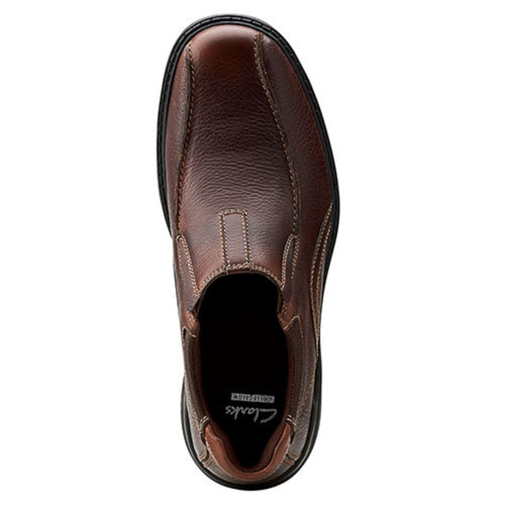 CLARKS Men's Sherwin Time Loafers - BROWN