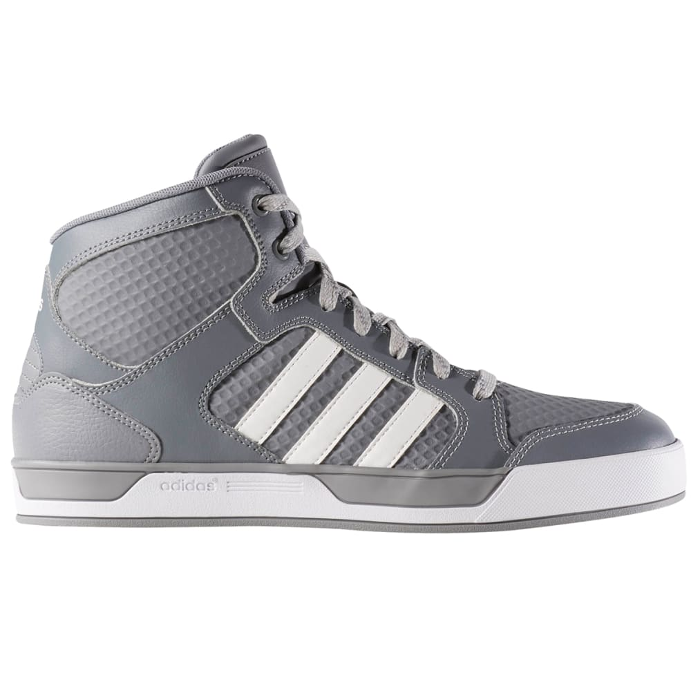 ADIDAS Men's Neo Raleigh Mid Shoes - GREY