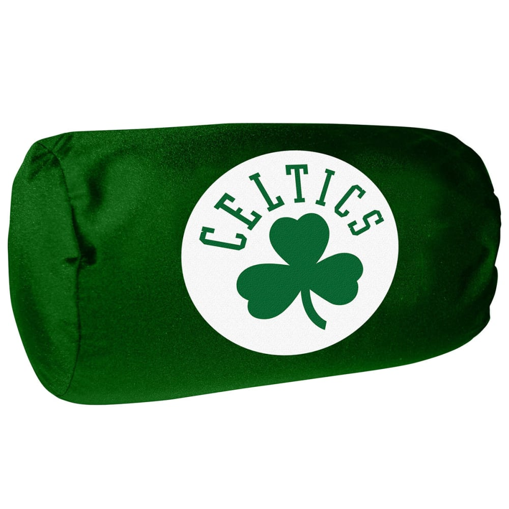 BOSTON CELTICS Bolster Pillow - GREEN