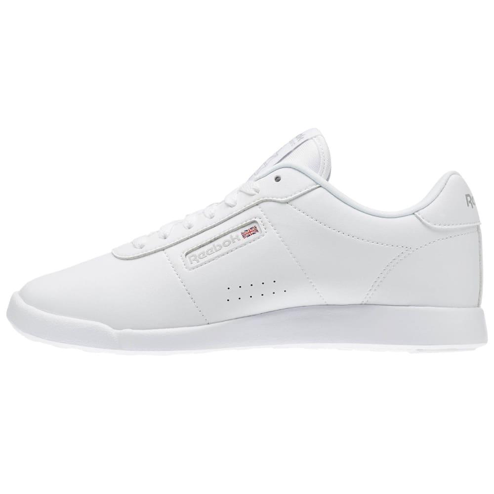 REEBOK Women's Princess Lite Sneakers, Wide - WHITE