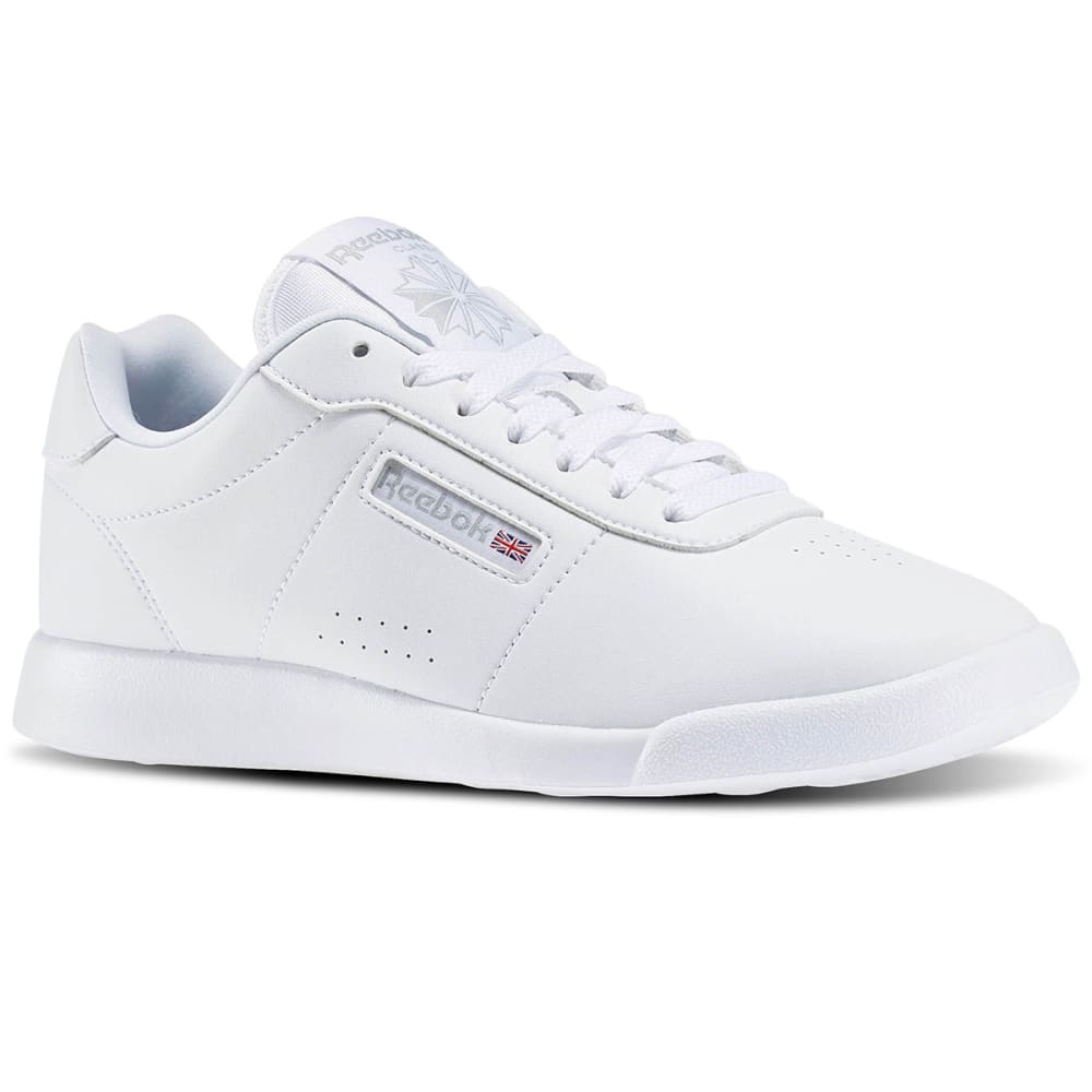 REEBOK Women's Princess Lite Sneakers, Wide 6