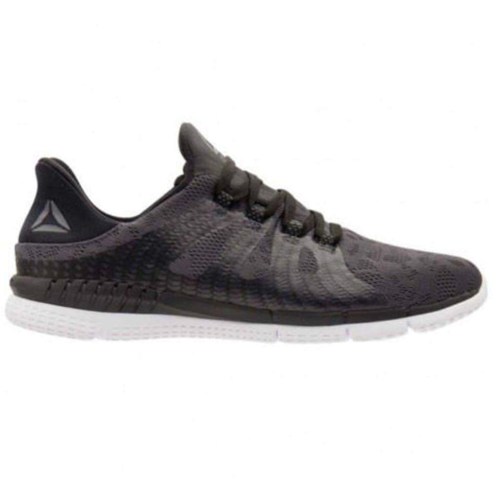 REEBOK Women's Zprint Her MTM Running Shoes - ASH GRY/BLK/WHT